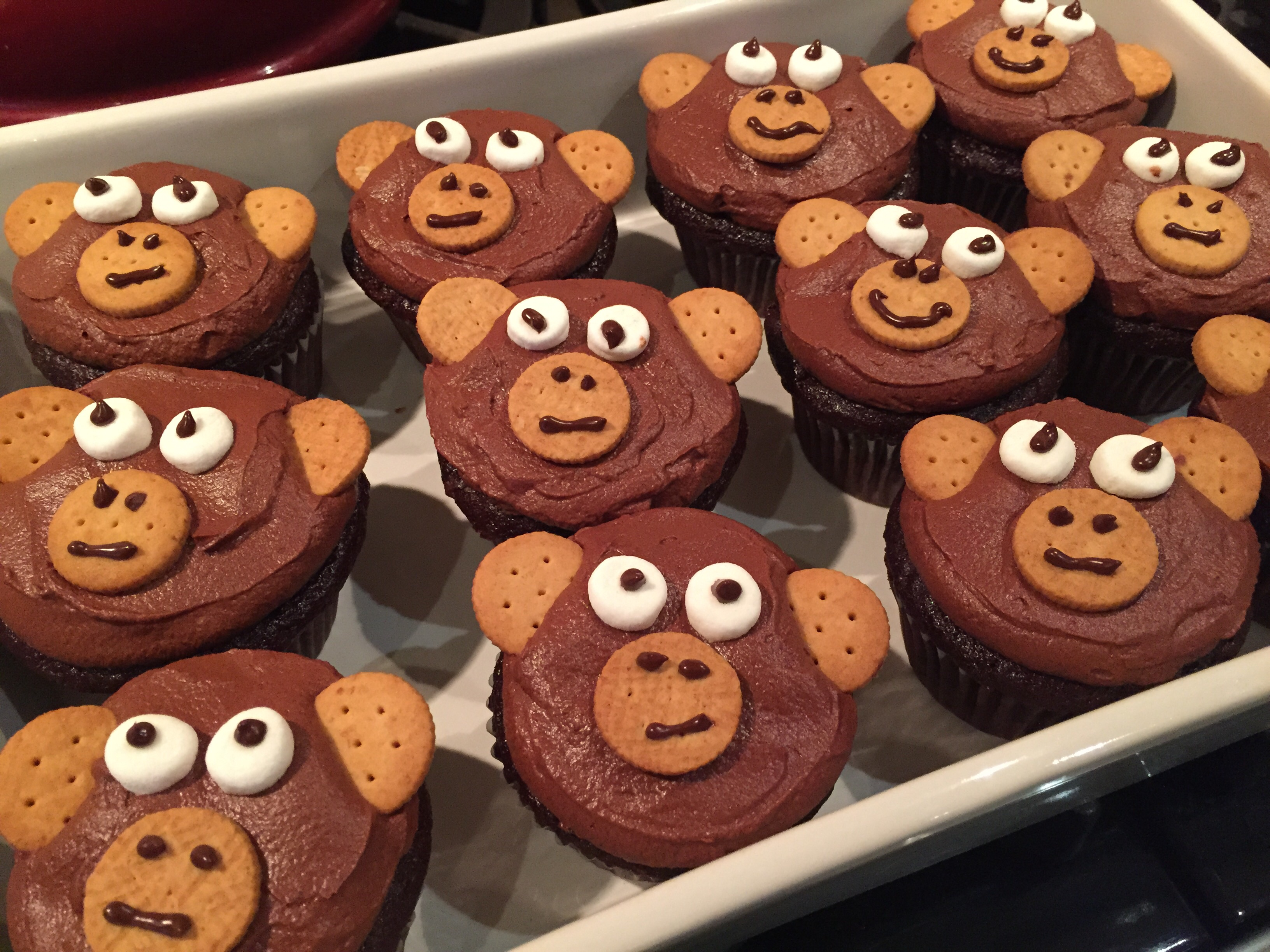 chocolate cupcakes for kids